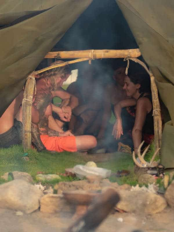 ayahuasca retreat sacred earth medicines temazcal