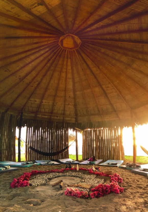 ancestral ceremonies ayahuasca san pedro retreat